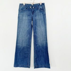 AE Wide Leg Jeans by American Eagle